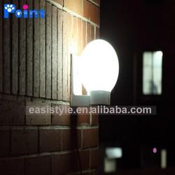 Beautiful design solar wall light led lamp and reading lamp wall mounted led reading lamp for bed