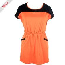 el último diseño de verano blusa de la para las mujeres