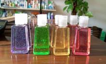 Alcohol hand sanitizer liquid kill 99.9% germs jojoba ester bath body work
