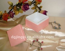 Exquisite square paper gift box/gift box packaging/storage box made in China