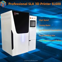 Z Rapid flagship amazing large size high speed industrial SLA 3D laser printer for multipurpose usage