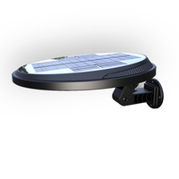 Super Bright ELS-08 Lampara Solar Led Light from China Manufacturer