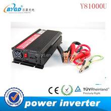 intelligent 1000w solar inverter dc 12v/24v ac 110/220v