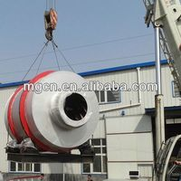 China high quality hot sale slag rotary dryer/rotary sand dryer for drying sand