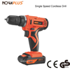 18v/21v power tools cordless drill with 1300mAh replacement lithium batteries