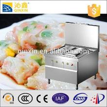 Indução comercial equipamento de cozinha elétrica industrial usado