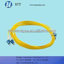 Patch cord Duplex MM LC LC UPC 62.5/125 de 3, 5, 10 y 15 metros