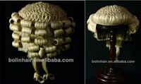 Top Quality Horse Hair Barrister Wig
