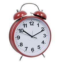 Metal table alarm clock giant/jumbo size customized gift/giant alarm clock