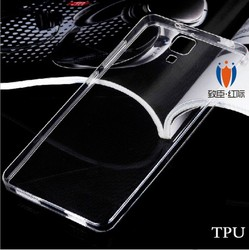 Ultra Thin 0.3mm Crystal Clear Silicone TPU Soft Phone Case for xiaomi mi4