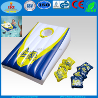 Floating Inflatable Bean Bag Toss Game