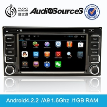 toyota corolla used car for sale support canbus with MFD SWC 3G Radio TMC Bluetooth android4.4.4 system