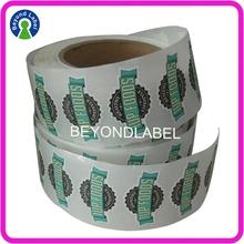 Custom Adhesive Waterproof Logo Food Label,Food Label Printing Service.