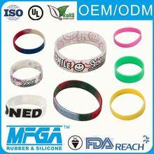 low price silicone balance bracelet