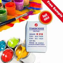 Titanium Dioxide Rutile R218 rubber paint and paper making Kronos 2310
