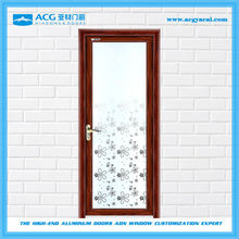 Hot selling aluminum alloy aluminum swing for villa residence