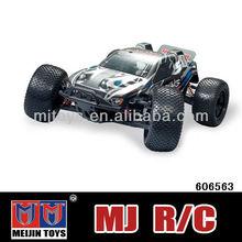 1/10 rc carro de alta velocidade 70 km/h rc monster truck gás de controle remoto rc car