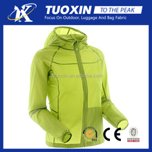Windproof Skin Coat Fabric /ultralight ripstop nylon fabric/ super lightweight nylon fabric