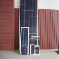 high quality and high efficient solar panel 18v solar module