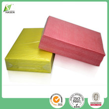 China manufacturer 12 years factory wholesale multi-purpose kinds of nonwoven single dry wipes