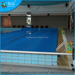 High suality safety winterswimming pool covering