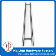 High Quality Stainless Steel Lever Handle For Gate