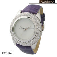 beautiful fashion girls hand chain watch