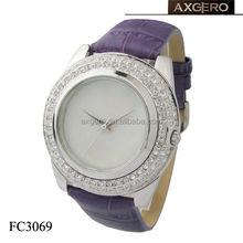 beautiful fashion girls hand chain watch