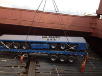 Ocean Freight/Project logistics service for vehicle transport
