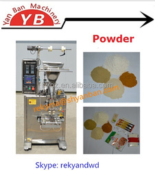 YB-150F Automatic Powder Vertical Form Fill Seal Machine for sale. passed CE