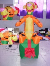 inflatable toy (tiger) decoration