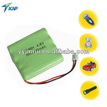 Ni-mh aaa 4.8v Rechargeable ni mh rechargeable battery aaa
