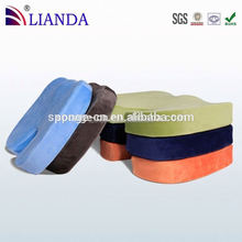 new style wholesale brathable cooling school seat cushion,non-foldable stadium seat cushion,non-woven sitting pad