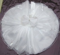For 2 To 10 Years Old Girls Puffy Dresses Beautiful High Quality Child Party Dress
