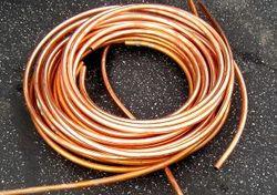 short delivrey time refrigeration parts- copper coated pipe bundy pipe