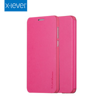 2015 best selling flip cover case for huawei ascend p7
