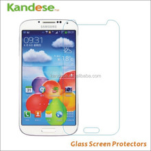 2.5D round end high quality mobile phone tempered glass screen protector for Samsung GALAXY S4