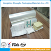 medical grade multi-layer coex cast plastic packing stretch roll film