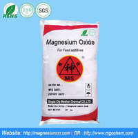 Magnesium oxide for Feed grade