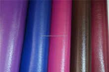 Soft quanlity of pvc synthetic leather/leather leatherette raw materials for sofa/car seat cover/bags