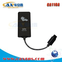 2015 The Newest Mini Motorcycle/vehicle/car GPS Tracker Support SOS Alarm/vibration alarm from China Manufacturer