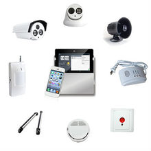 Android/IOS App Home Security Alarm&Wireless Burglar Alarm&Home Alarm System