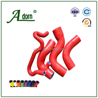 heat resistance silicone rubber hose, intercooler turbo silicone hose kit