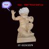 Home Stone Nude Child Statue