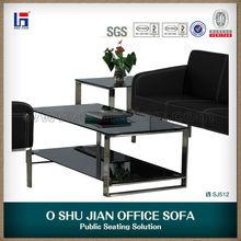 2014 base in acciaio inox set divano ufficio