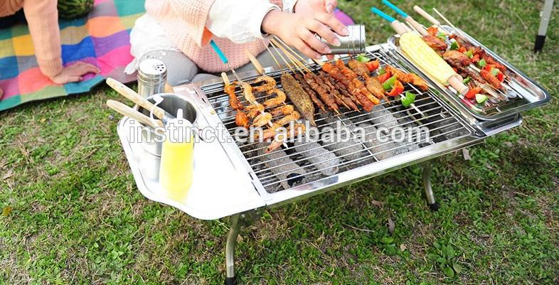 brand new camping portable barbecue barbecue solaire allemagne barbecue bbq fumeur grille de. Black Bedroom Furniture Sets. Home Design Ideas