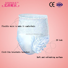 Manufacturer Disposable Adult Baby Pant Diaper