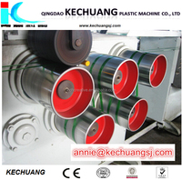 Good Price!!New Technology PET Two Packaging Tapes Production Machine by QINGDAO Profisonal plastic machine manufacturer