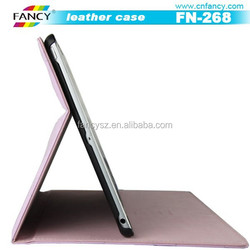 PU leather tablet case for Ipad mini and Sangsung tablet