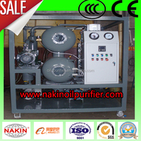 ZYD-200 Power Plant Transformer Oil Filtration